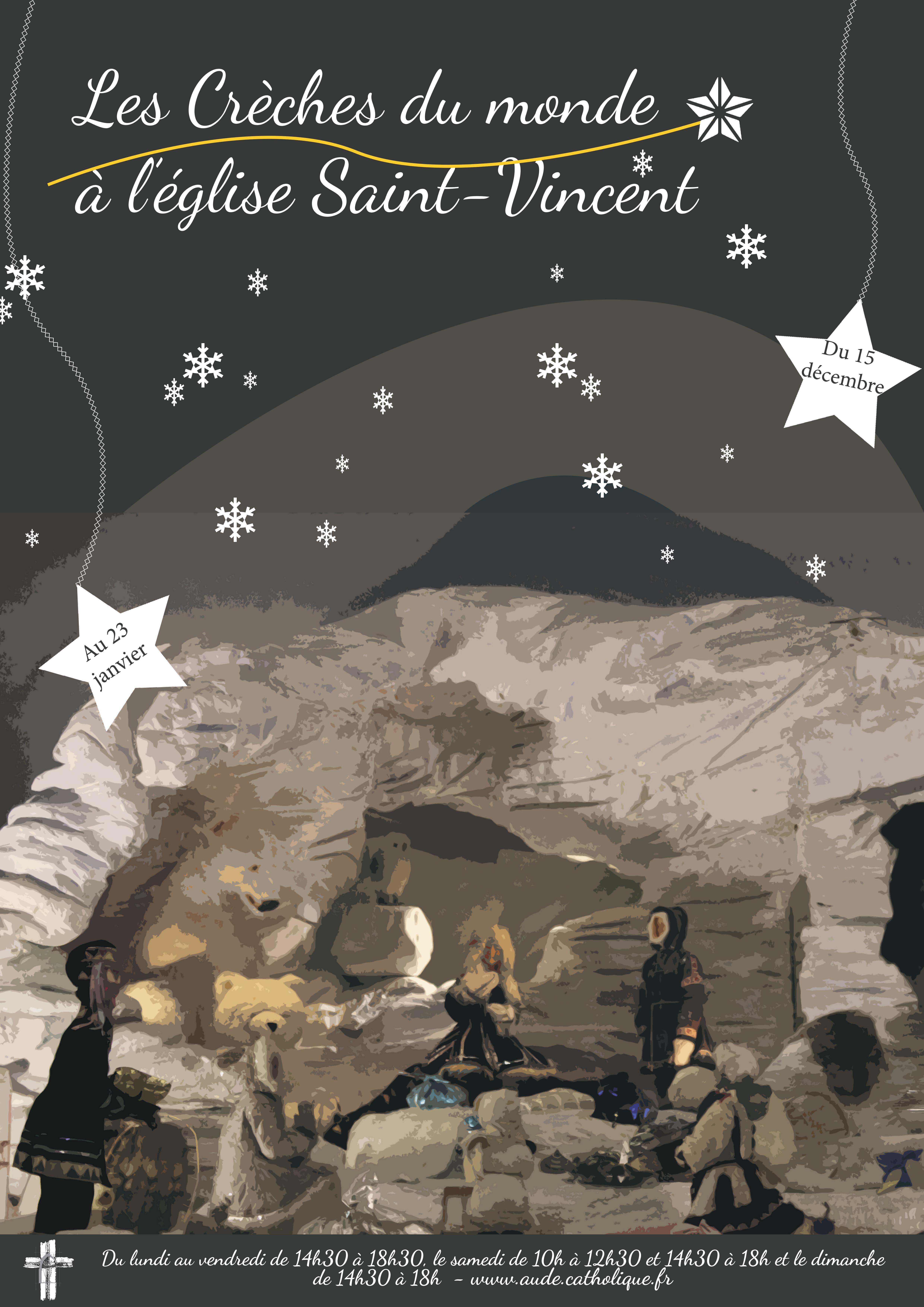 affiche des creches saint vincent